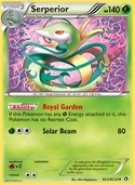 Serperior from Legendary Treasures