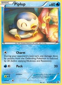 Piplup from Legendary Treasures