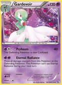 Gardevoir from Legendary Treasures
