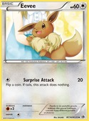 Eevee from Legendary Treasures