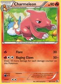 Charmeleon from Legendary Treasures
