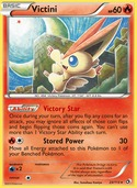 Victini from Legendary Treasures