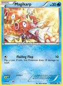 Magikarp from Legendary Treasures