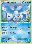 Articuno from Legendary Treasures