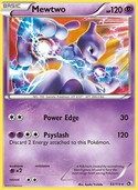 Mewtwo from Legendary Treasures