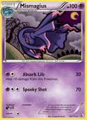 Mismagius from Legendary Treasures