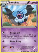 Swoobat from Legendary Treasures