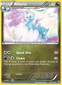 Altaria from Legendary Treasures