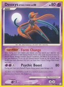 Deoxys Attack Forme from Legends Awakened