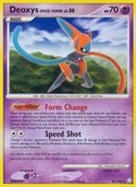 Deoxys Speed Forme from Legends Awakened