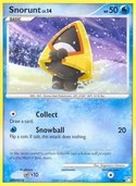 Snorunt from Mysterious Treasures