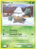 Snover from Mysterious Treasures