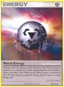 Metal Energy from Mysterious Treasures