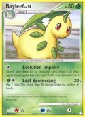 Bayleef from Mysterious Treasures