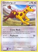 Girafarig from Mysterious Treasures
