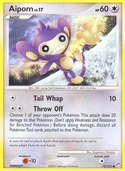 Aipom from Mysterious Treasures