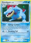Feraligatr from Mysterious Treasures