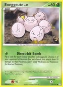 Exeggcute from Mysterious Treasures