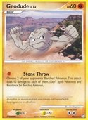 Geodude from Mysterious Treasures