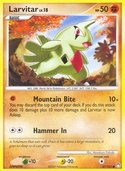 Larvitar from Mysterious Treasures