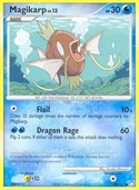 Magikarp from Mysterious Treasures