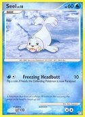 Seel from Mysterious Treasures