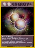 Miracle Energy from Neo Destiny