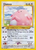 Chansey from Neo Destiny