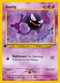 Gastly from Neo Destiny