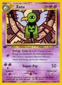 Xatu from Neo Discovery
