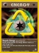 Recycle Energy from Neo Genesis