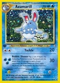 Azumarill from Neo Genesis