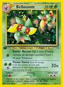 Bellossom from Neo Genesis