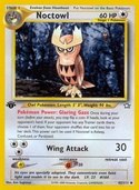 Noctowl from Neo Genesis