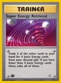 Super Energy Retrieval from Neo Genesis