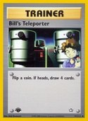 Bill's Teleporter from Neo Genesis