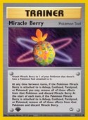 Miracle Berry from Neo Genesis