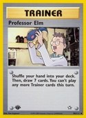 Professor Elm from Neo Genesis