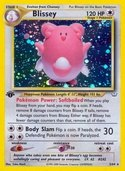 Blissey from Neo Revelation
