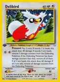 Delibird from Neo Revelation