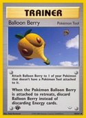 Balloon Berry from Neo Revelation
