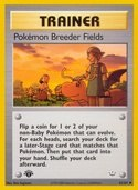 Pokémon Breeder Fields from Neo Revelation