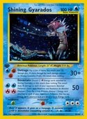 Shining Gyarados from Neo Revelation