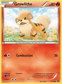 Growlithe from Next Destinies