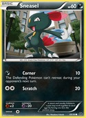 Sneasel from Next Destinies