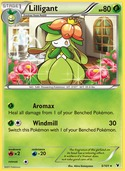 Lilligant from Noble Victories