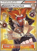 Lysandre's Trump Card from Phantom Forces