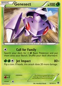Genesect from Plasma Blast
