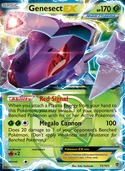 Genesect-EX from Plasma Blast