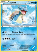 Lapras from Plasma Blast